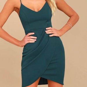 Lulu's Forever Your Girl Bodycon Dress